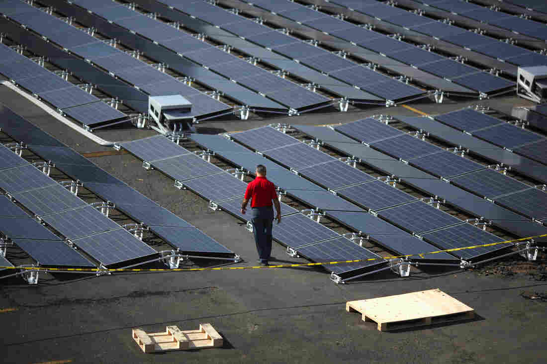 If The Developing World Can Go Solar, Maybe Puerto Rico Can Too