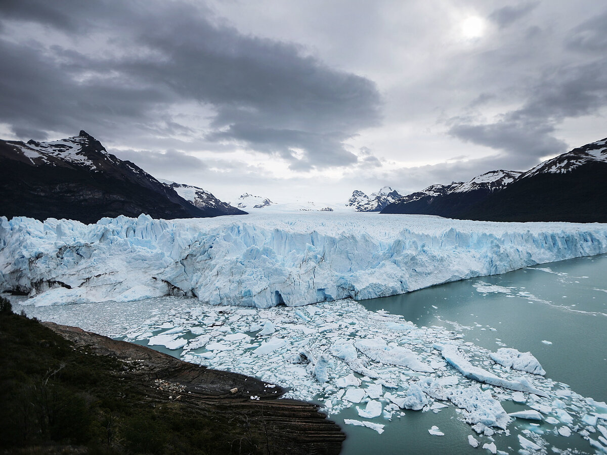 Sea level threat to cities depends on how far and how fast the ice is melting