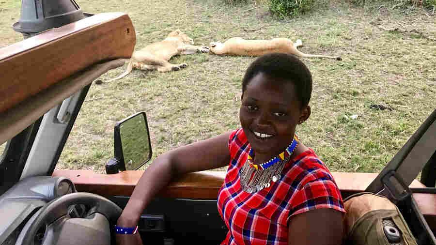 Female Safari Guide: 'I Am A Lady But I Am Telling You, I Am Capable'