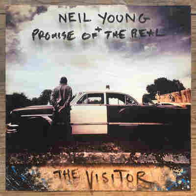 First Listen: Neil Young & Promise Of The Real, 'The Visitor'