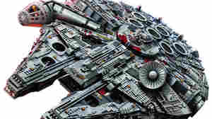 What's $800 And Already Sold Out? This Lego Star Wars Ship