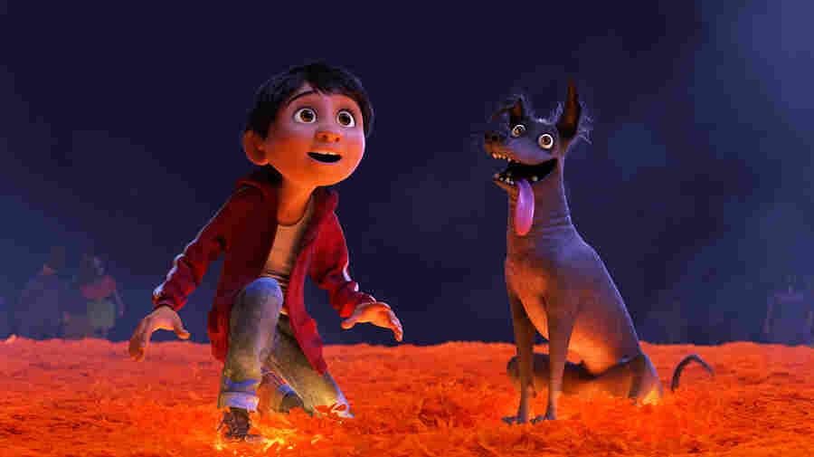 Alt.Latino's Deeper Dive Into New Pixar Film, 'Coco'