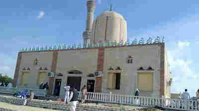 Mosque Attack In Egypt's Sinai Kills At Least 235