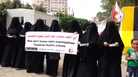 In Yemen, Mothers Of Detained Won't Stop Protests Till Their Sons Are Freed