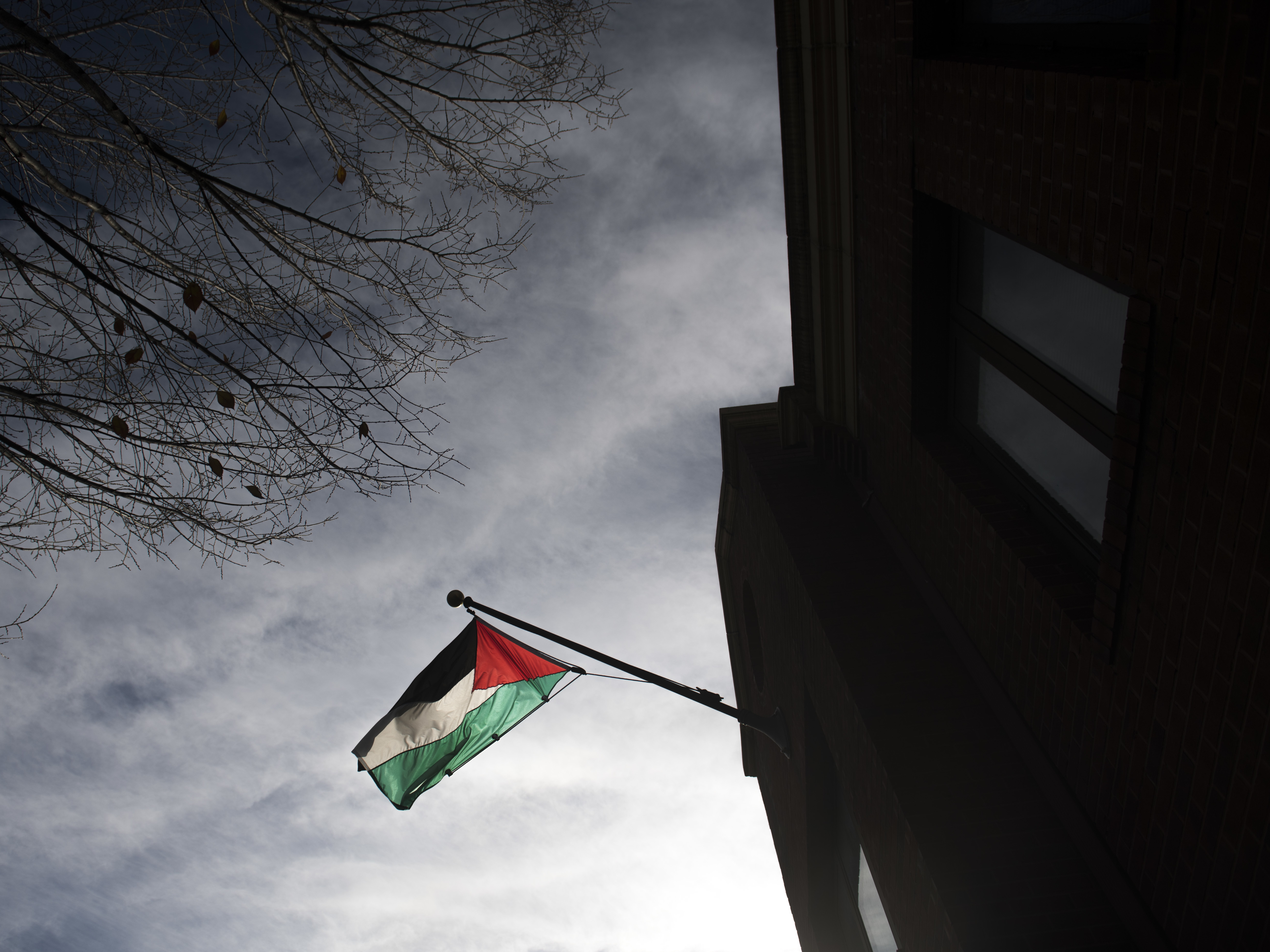 Palestinians Can Likely Keep Their Office In Washington, DC - For Now