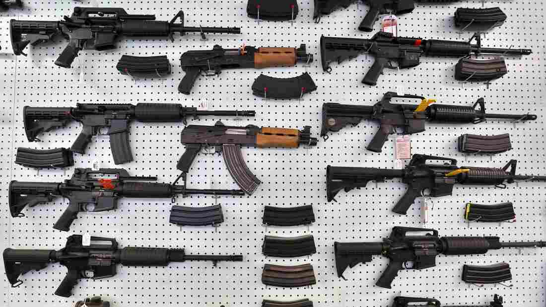 Black Friday Sets Record for Gun Background Checks