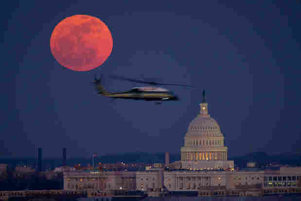 The Last Supermoon Of The Year Will Rise Sunday Evening