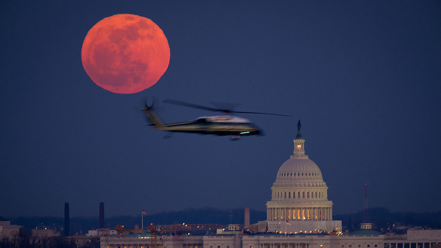 Super moon 2017: When is the next one?