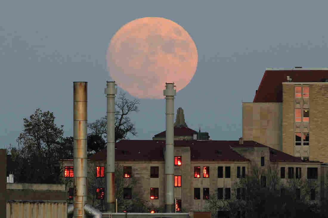 It's nearly time for this year's Supermoon!