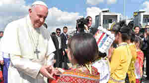 Pope Arrives In Myanmar, But What Will He Say About The Rohingya?