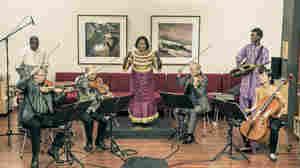 Trio Da Kali And Kronos Quartet's 'Ladilikan' Album Marries Their Two Worlds