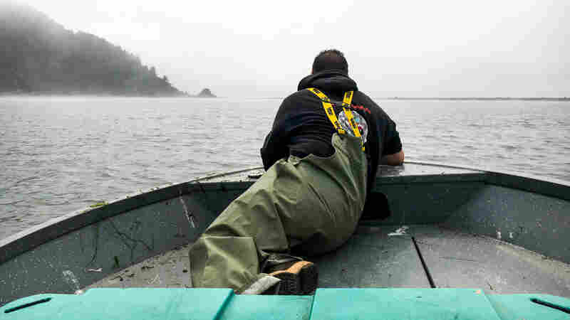 'It Takes Our Purpose': With No Salmon, Yurok Tribe Struggles With Identity