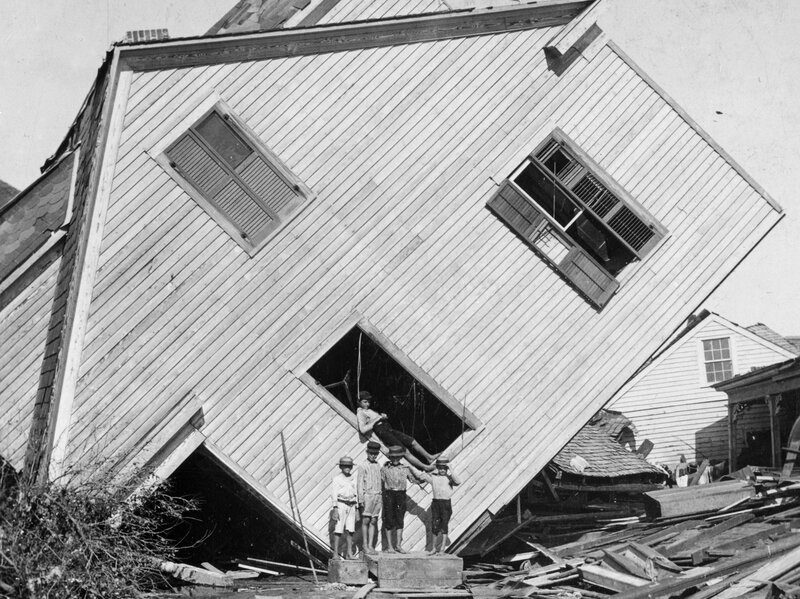 The Great Galveston Storm of 1900 Remains Most Deadly Natural