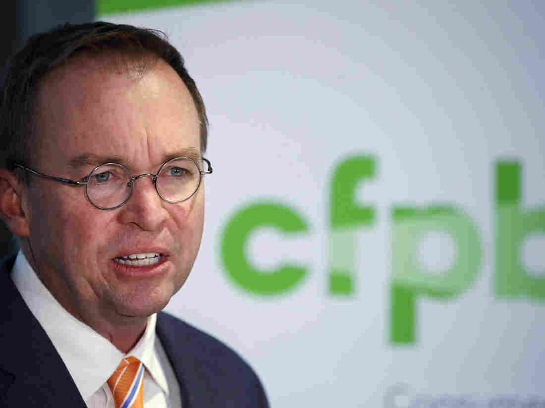 Judge clears way for Trump's pick to head CFPB