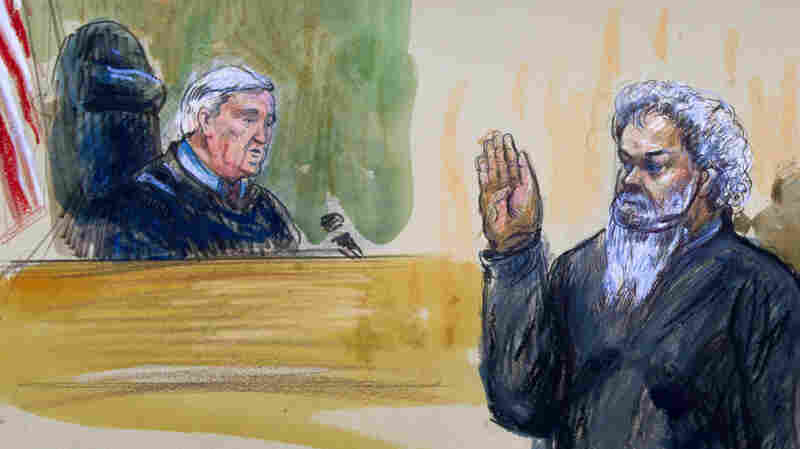 Sole Defendant In Benghazi Attacks Convicted Of Terrorism Charges — But Not Murder