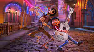 Pop Culture Happy Hour: Lands Of Life And Death In Pixar's 'Coco'