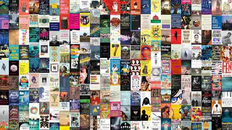 NPR Book Concierge Celebrates Its 5th Anniversary
