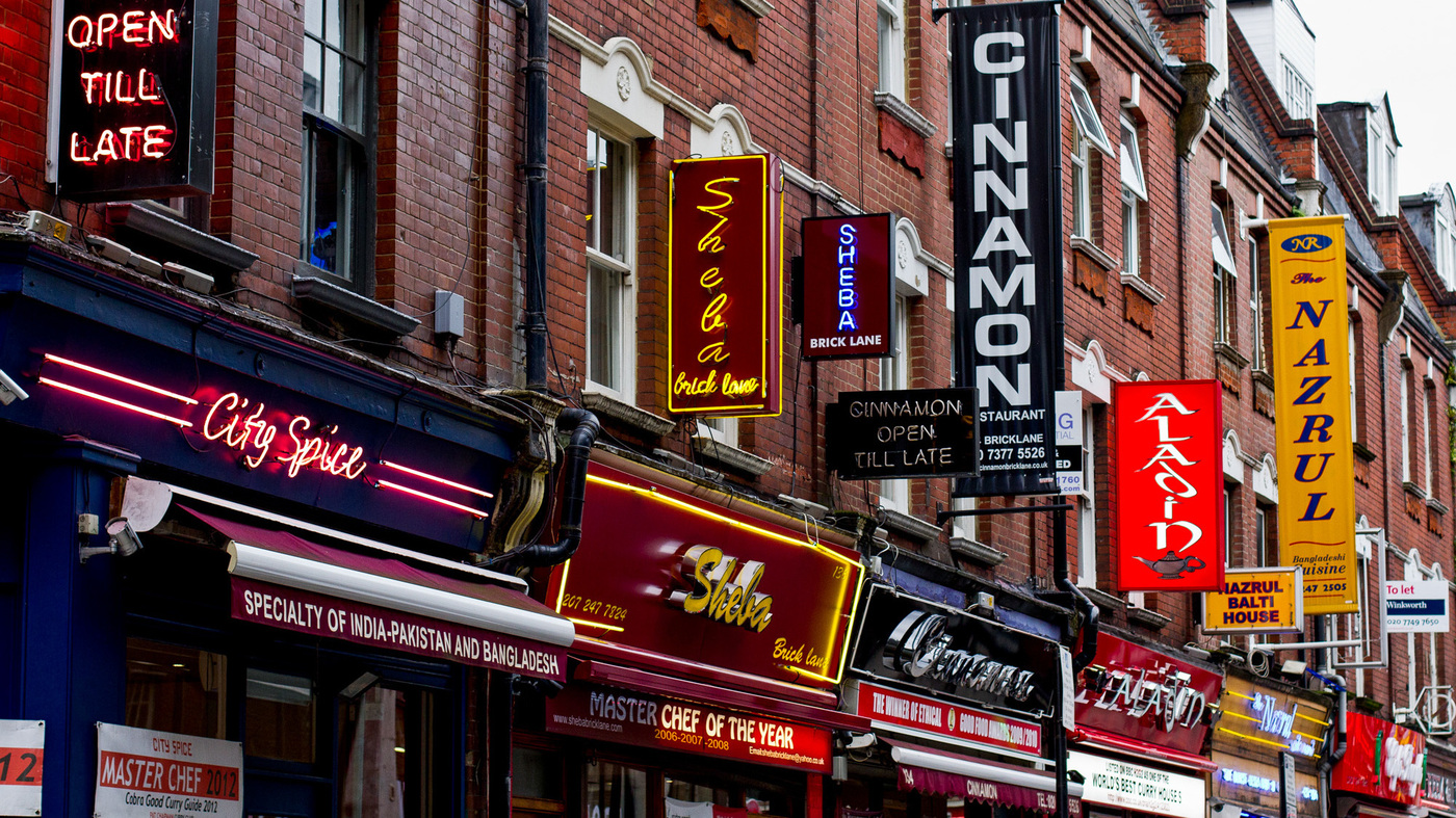 Best Curry Brick Lane >> What S The Difference Between A Curry House And An Indian