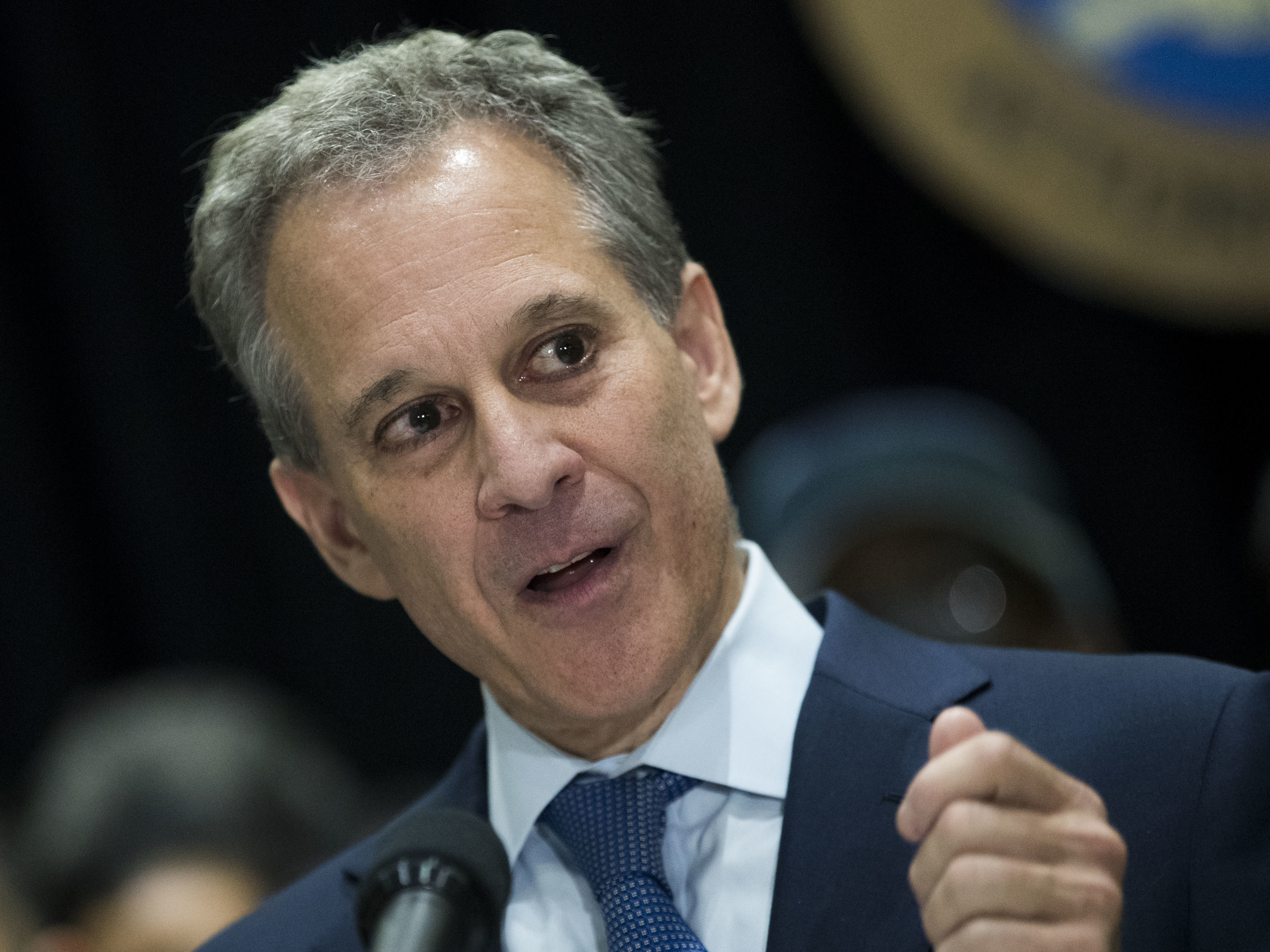 Schneiderman making sure hospitals don't charge for rape kits