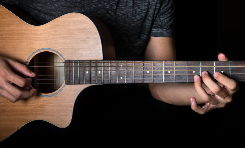A Battle Of Guitar Tonewoods: Can You Hear The Difference? : NPR
