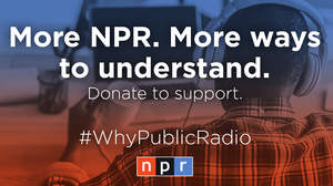 NPR Launches Year-End Giving Campaign