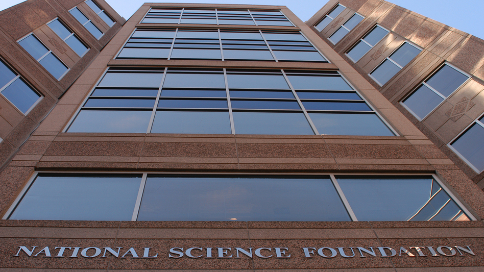 "National Science Foundation grants with the term ""climate change"" in the public summary are down 40 percent this year. Some scientists say they are avoiding the term, hoping to protect funding for their climate change research."