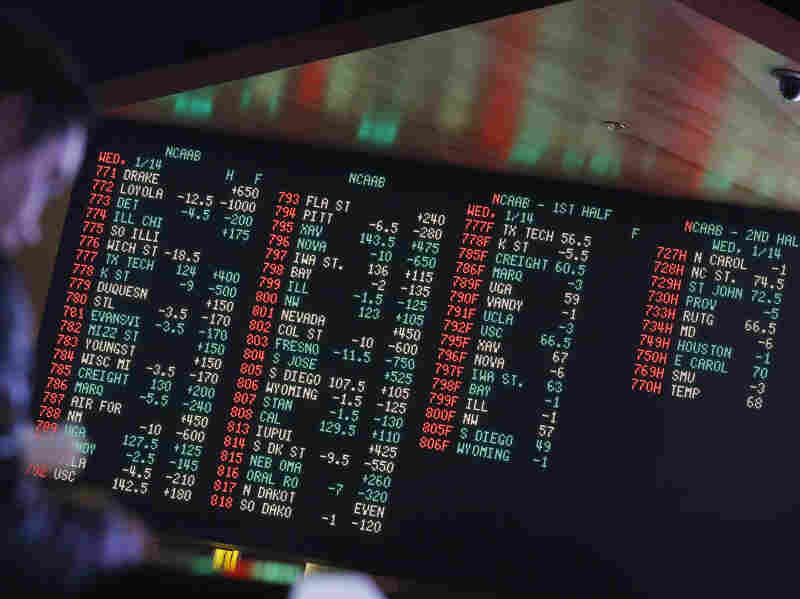 Supreme Court Hears Oral Arguments in New Jersey Sports Gambling Case