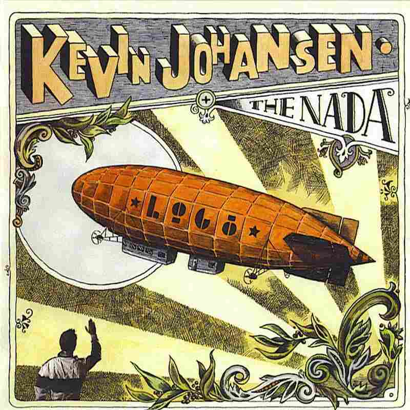 Liniers' cover for Kevin Johansen's The Nada