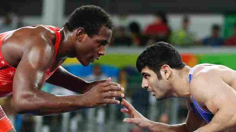 Iranian Wrestler Throws Match To Avoid Facing Israeli In Next Round
