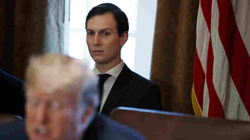 Kushner Questioned By Special Counsel Investigators