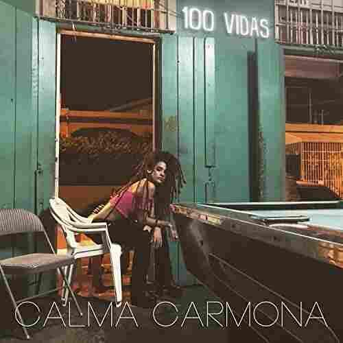 calma carmona cover