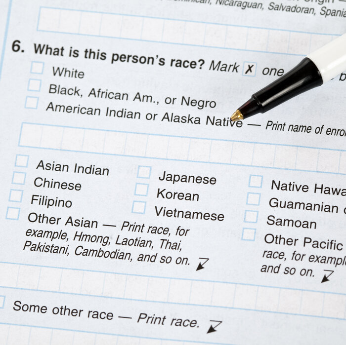 2020 Census May Ask White People To Get Specific About Their Ethnicity