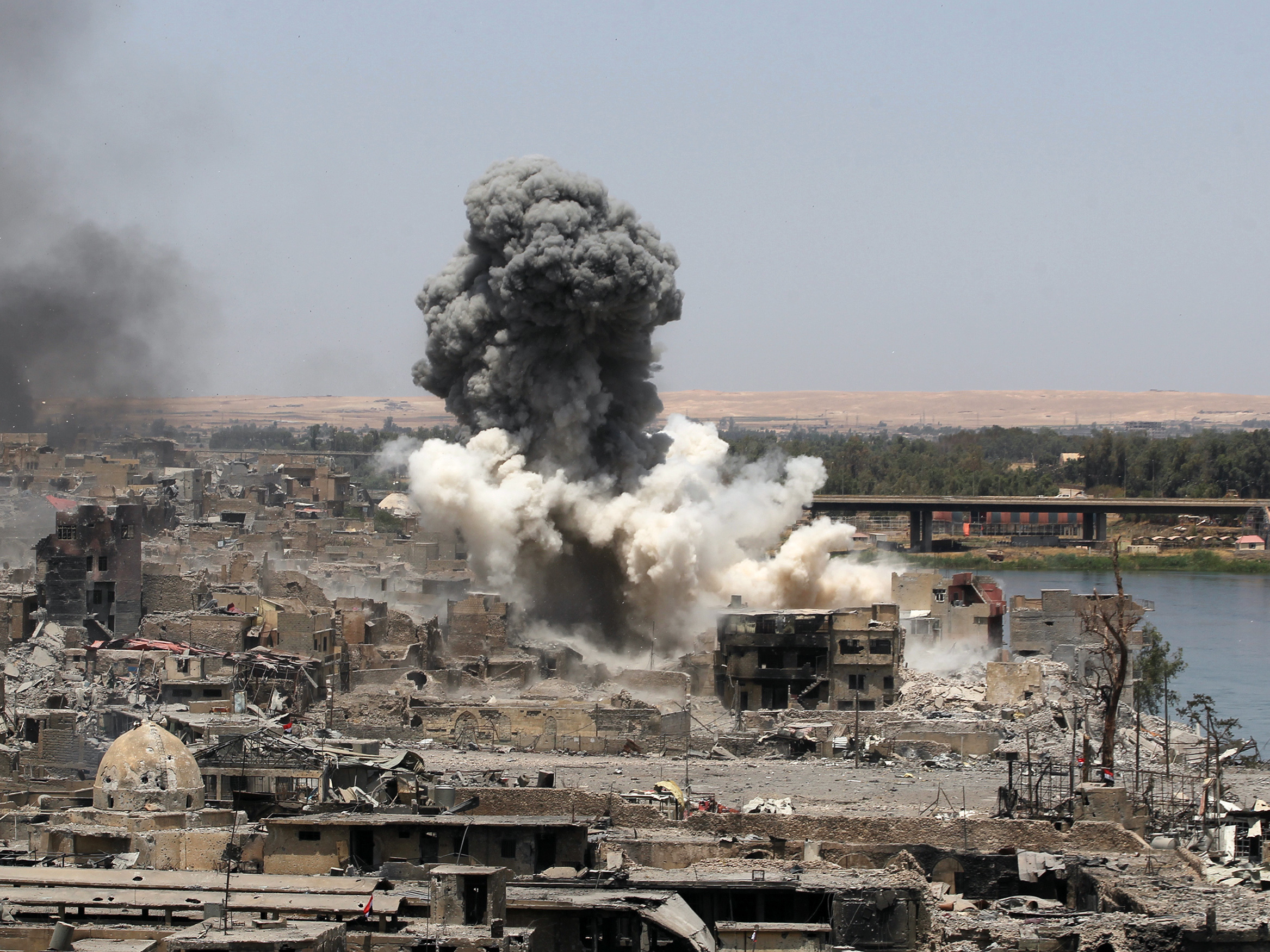 Led Coalition Says Its Airstrikes Have Killed 801 in Syria, Iraq