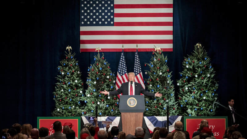 fact check trumps pledge to restore merry christmas to the white house - Images Merry Christmas