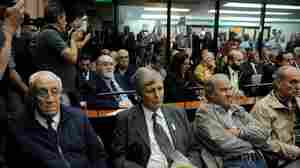 'Angel Of Death' Among 29 Given Life Sentences Over Argentina's 'Dirty War'