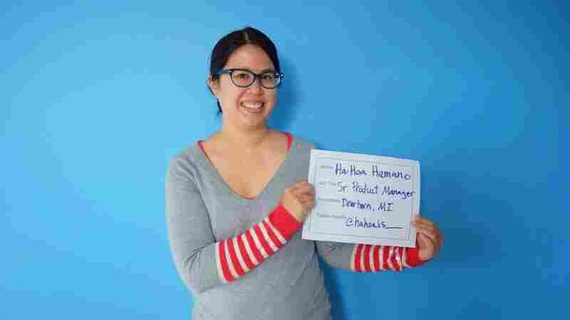 Faces Of NPR: Ha-Hoa Hamano