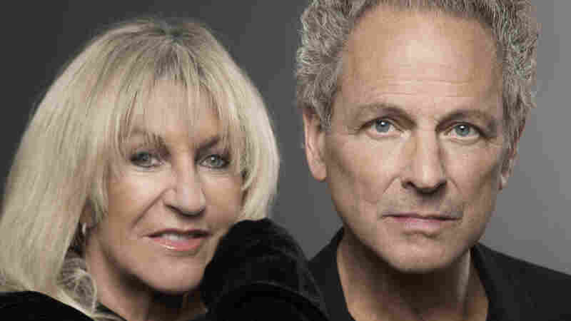 Lindsey Buckingham And Christine McVie On World Cafe