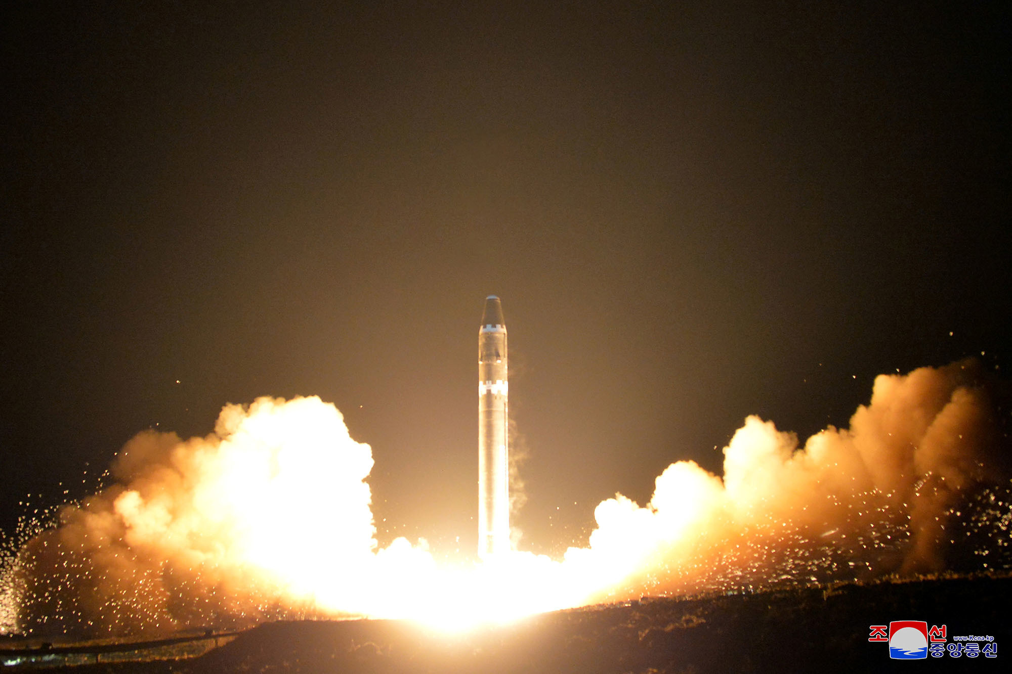 New North Korean Missile Is A 'Monster'