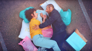 Love Is A Stage Production In Dirty Projectors' 'Up In Hudson' Video