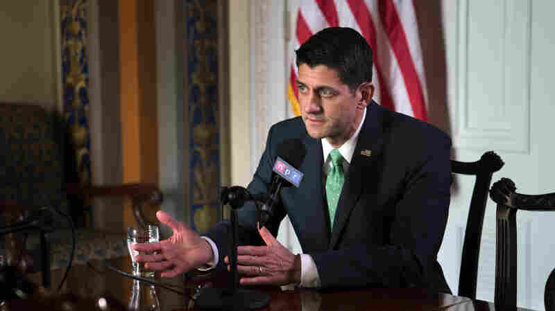 FACT CHECK: How Does Paul Ryan's Case For Tax Cuts Match The Facts?