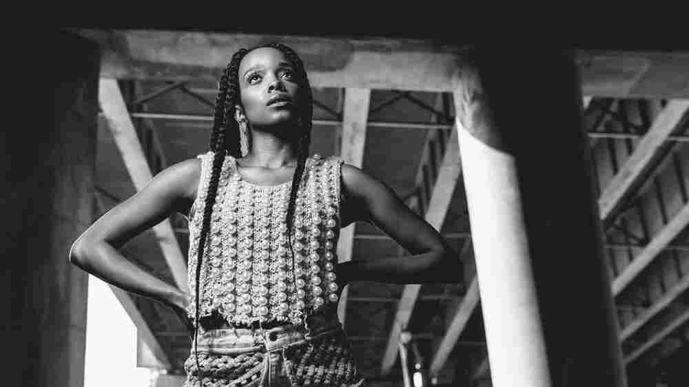 Jamila Woods Talks Spiritual And Political Themes Behind 'HEAVN'