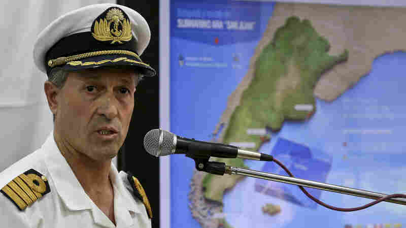 Search For Missing Argentine Sub No Longer A Rescue Mission, Navy Says