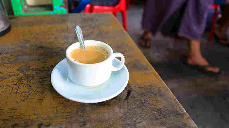 The Politics Of Myanmar's Changing Tea Culture