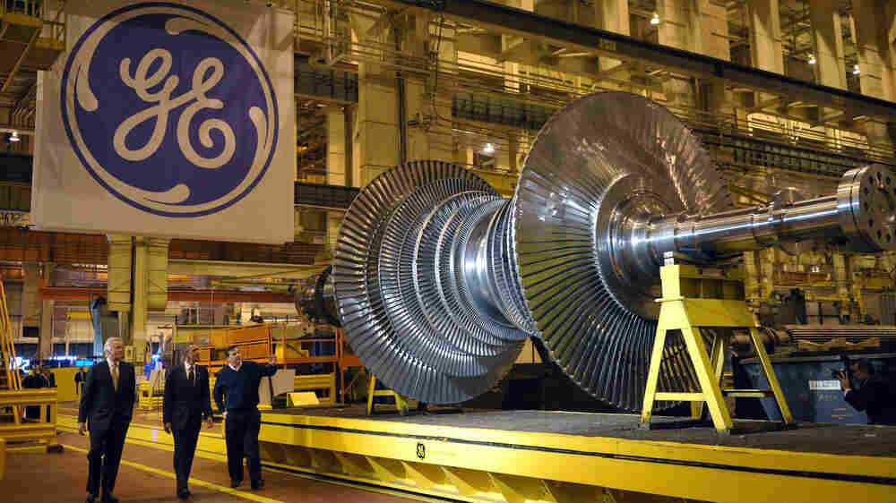 GE Struggles To Show It Still Has Magic Touch