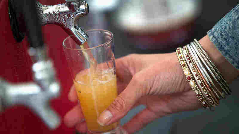 Tax Bill Would Give Small Brewers A Big Break
