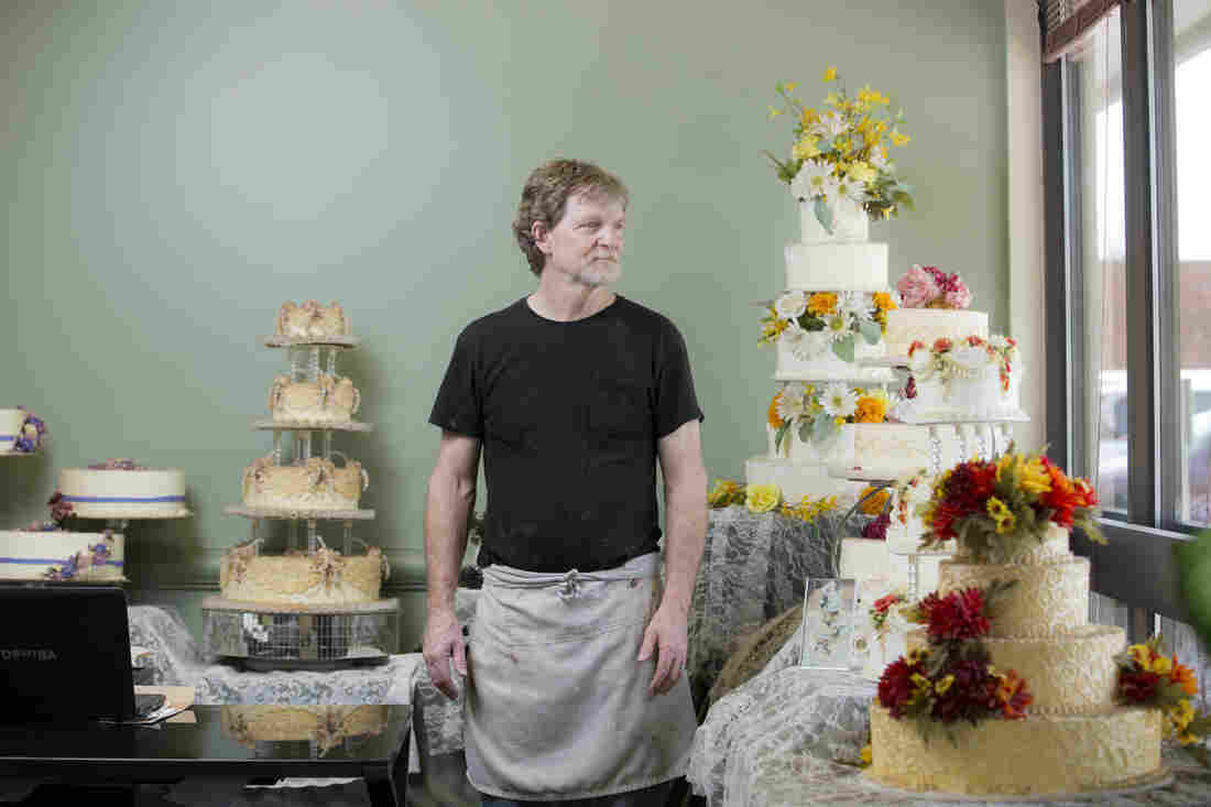 This Couples Wedding Cake Is Not At All What It Seems