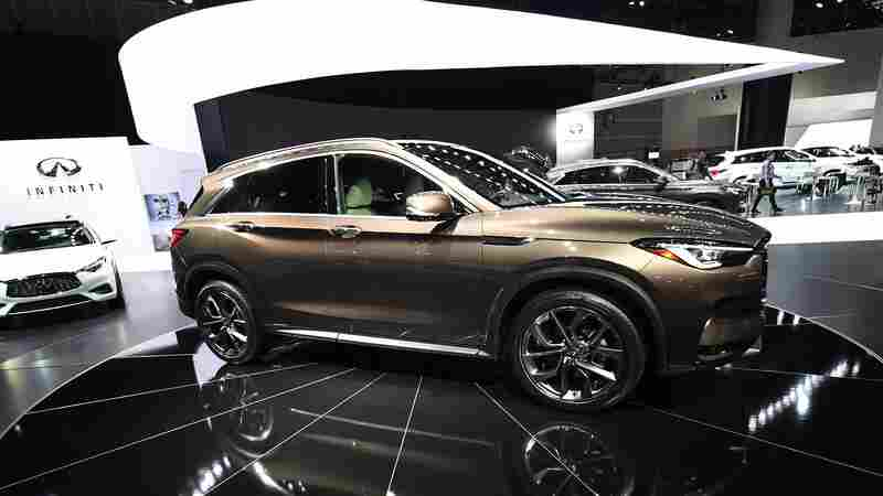 5 Trends At The LA Auto Show That May Change How We Move