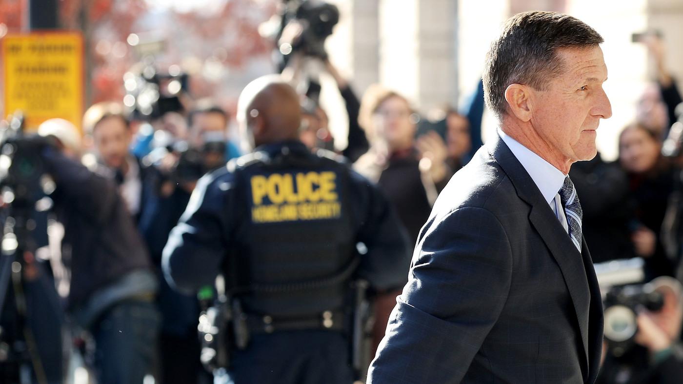 Michael Flynn Pleads Guilty To Lying To FBI