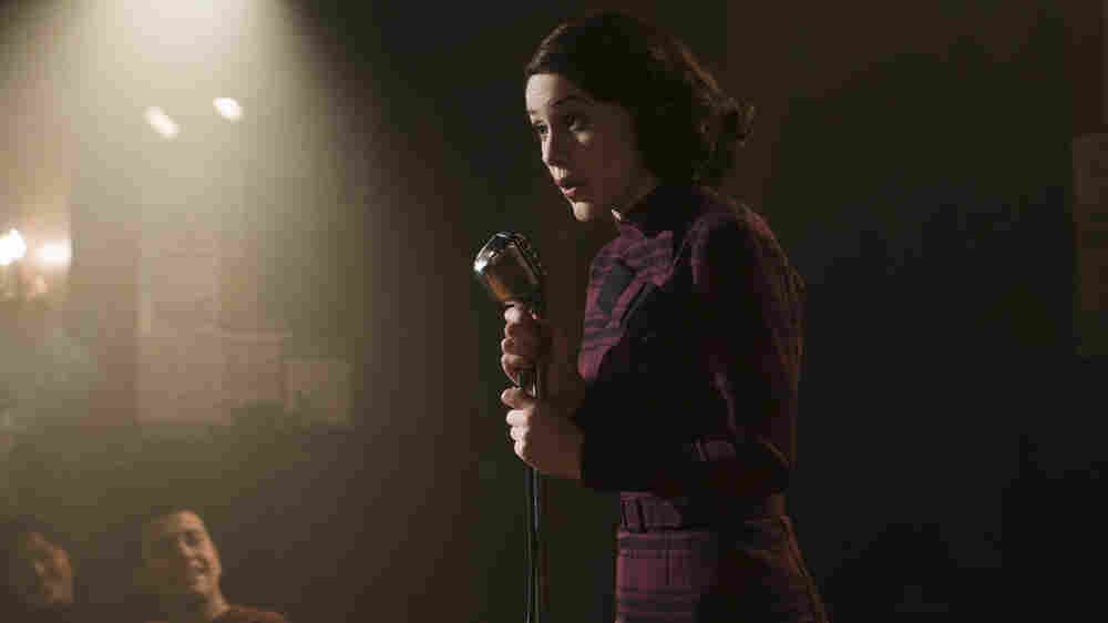 A Spurned Housewife Turns Stand-Up Comic In 'The Marvelous Mrs. Maisel'