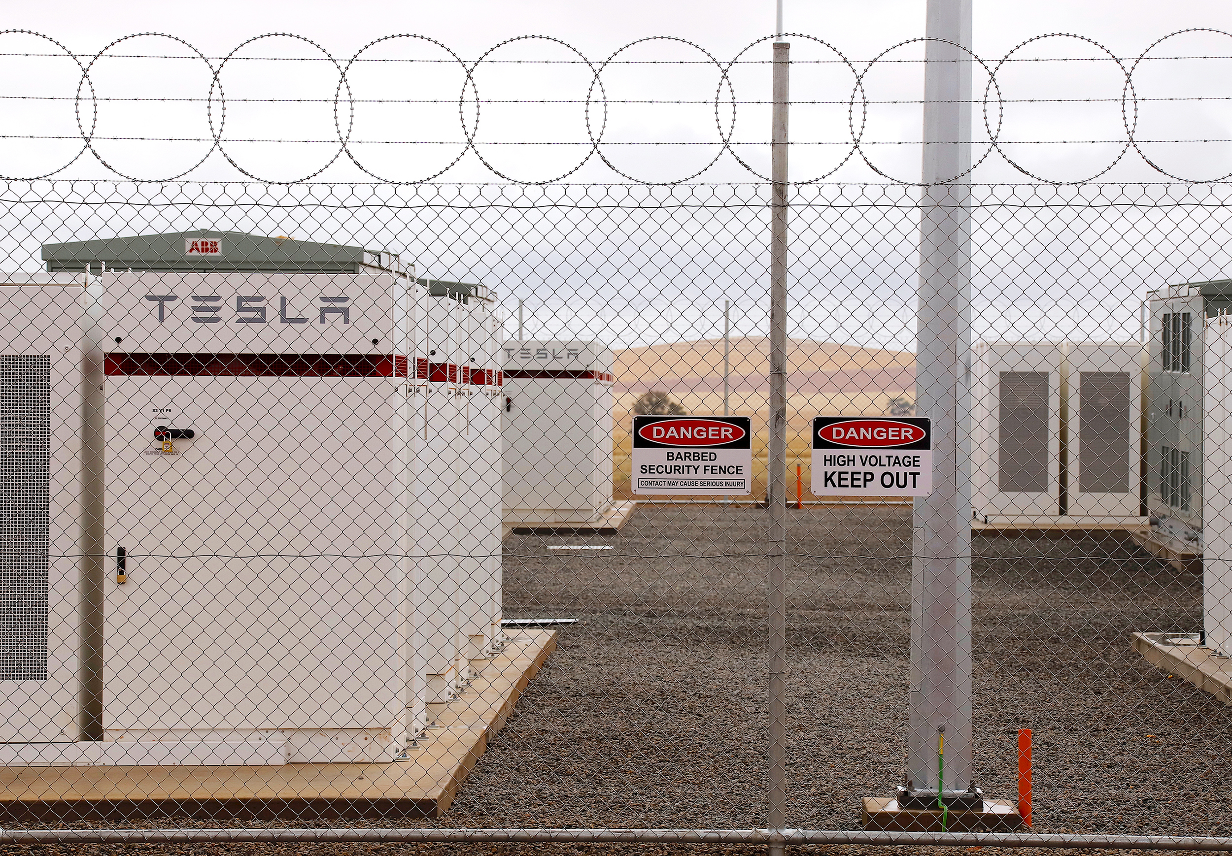 Tesla's Record-Breaking Giant Battery Officially Launched in Australia